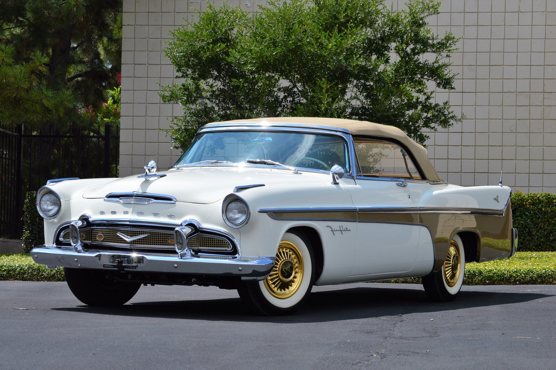 1956 desoto fireflite indy 500 pace car