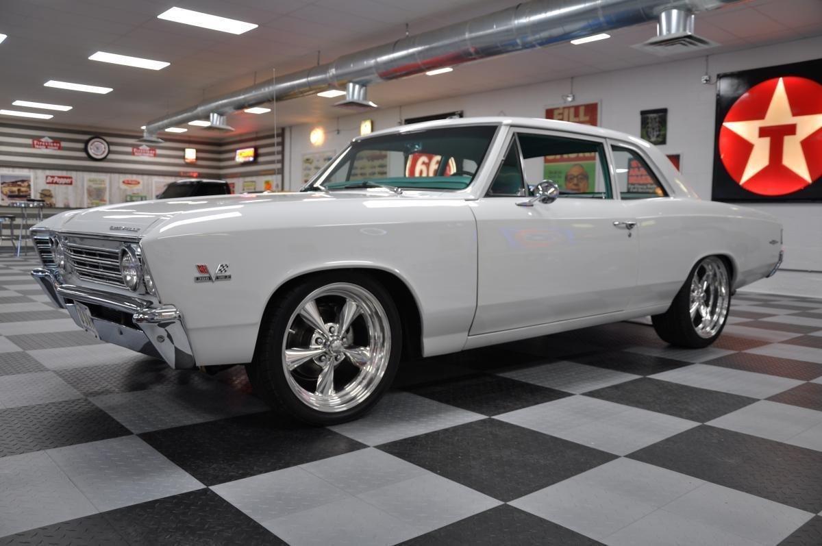 1967 chevrolet chevelle resto mod