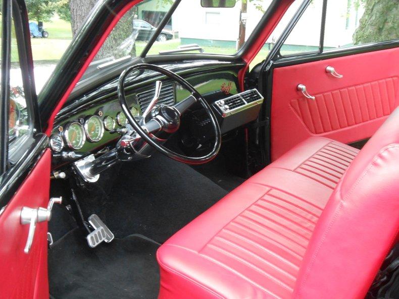 1951 henry j sedan