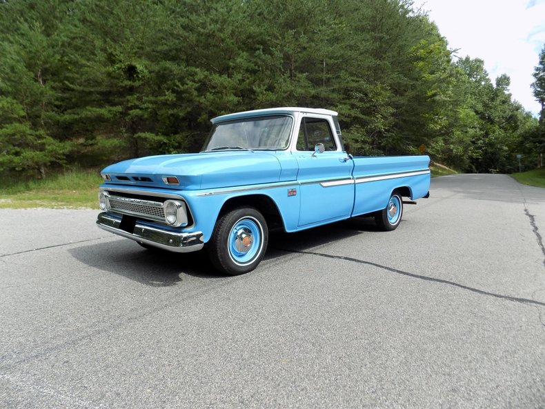 1966 Chevrolet Pick Up