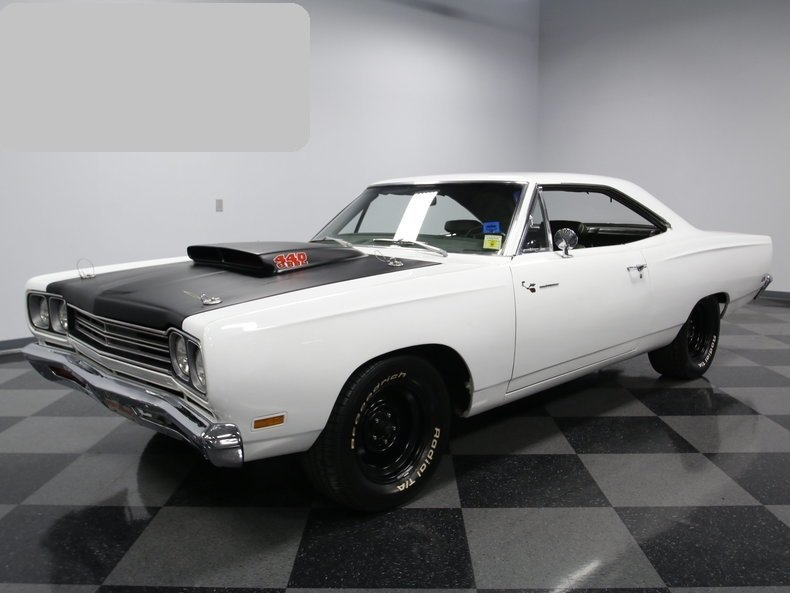 1969 plymouth road runner m code