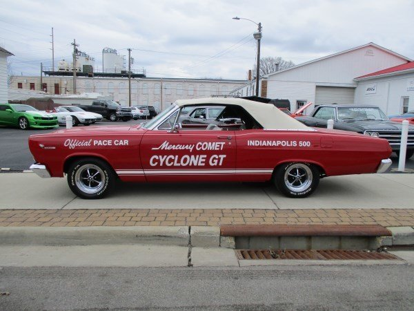 1966 Mercury Cyclone