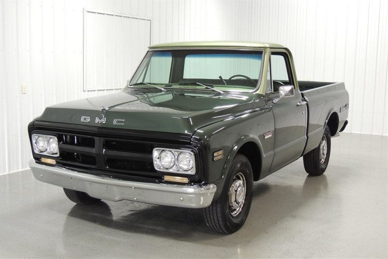 1972 gmc k10