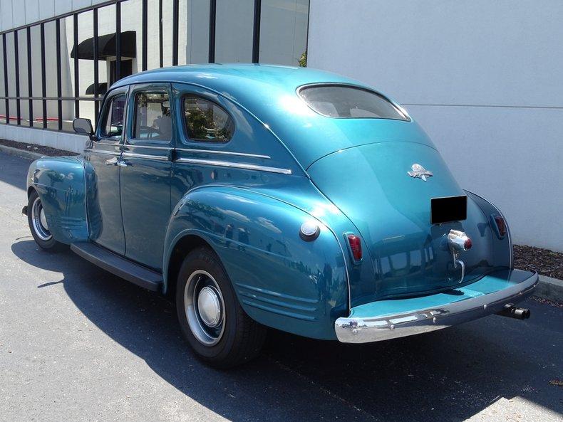 1941 plymouth 4 door sedan