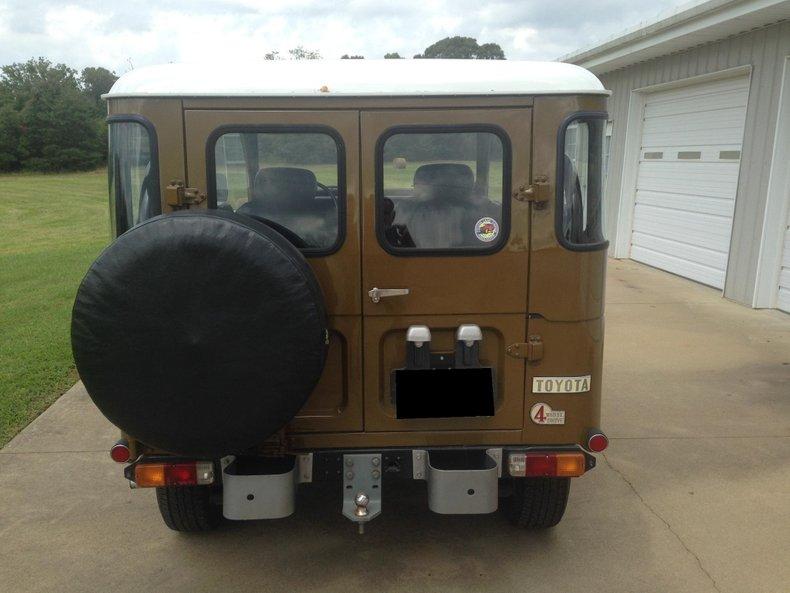 1976 toyota fj40 landcruiser