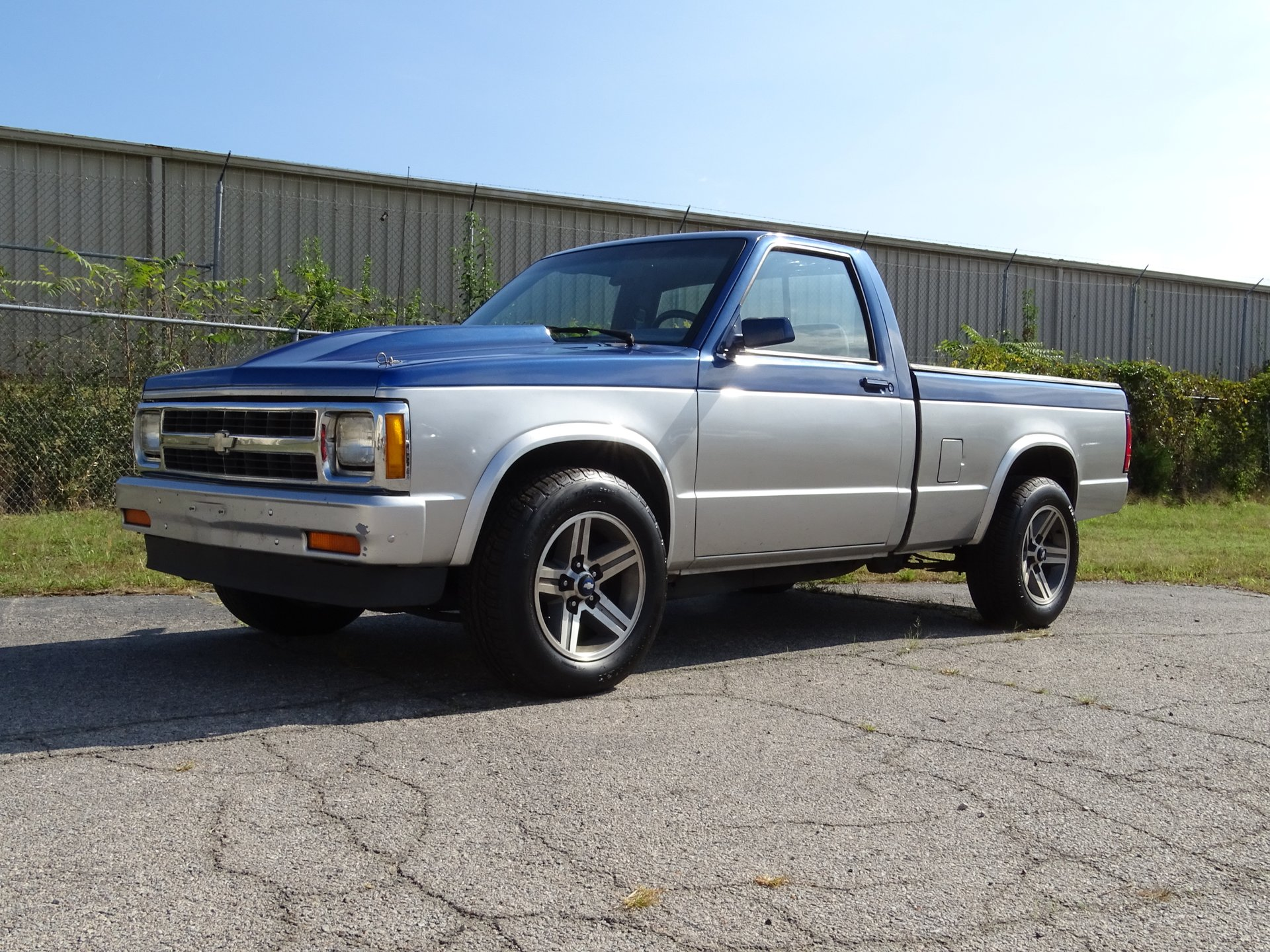 1992 Chevrolet S10 Gaa Classic Cars