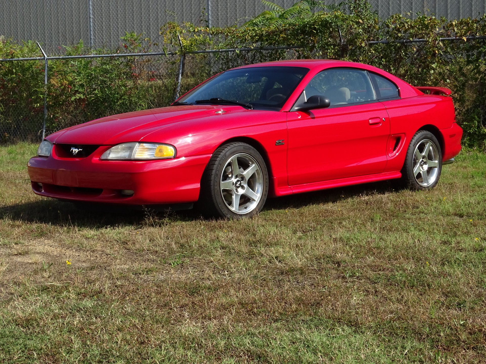 1995 ford mustang gt 5 0