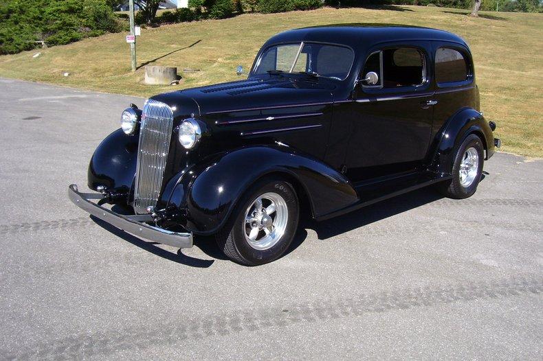 1936 Chevrolet 2 Door Sedan