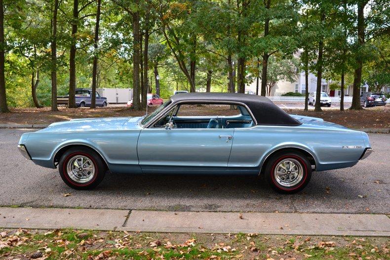 1967 mercury cougar