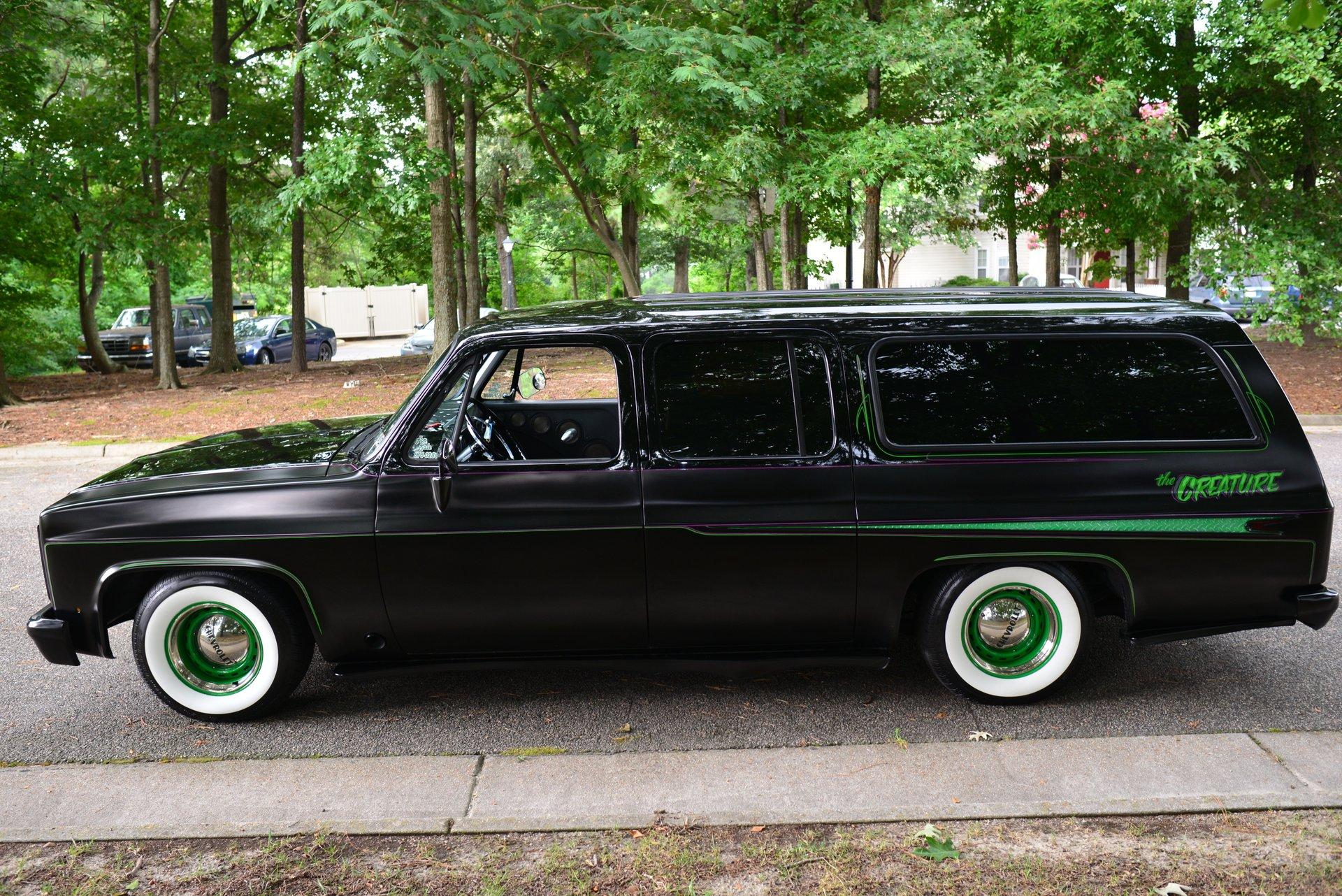 1988 chevrolet suburban custom