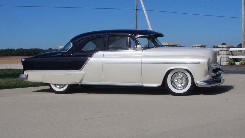 1953 oldsmobile 98 custom