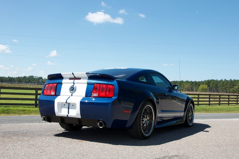 2007 ford mustang gt r
