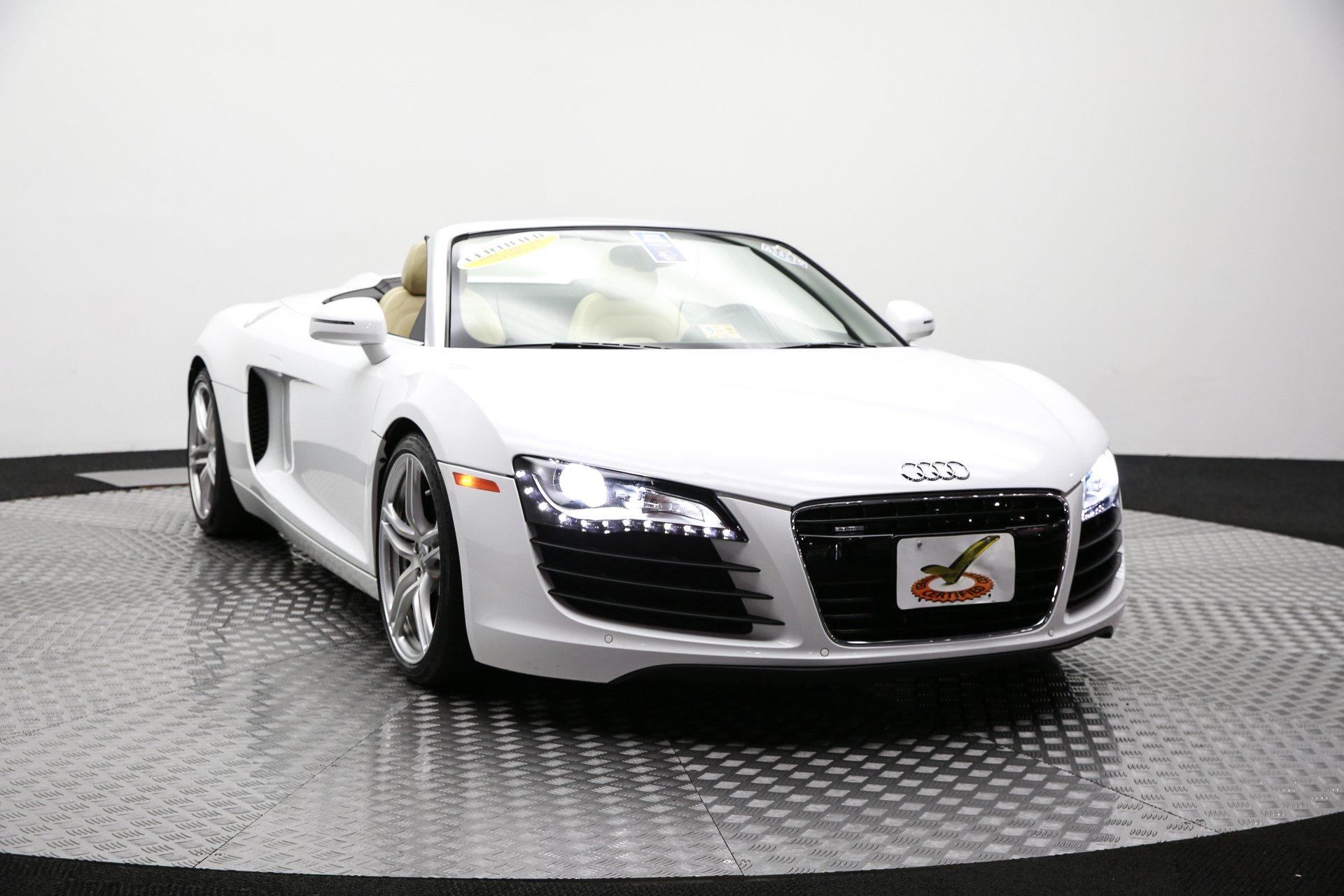 2012 audi r8 roadster
