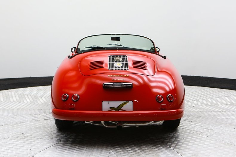1964 volkswagen 1957 porsche 356 speedster kit car