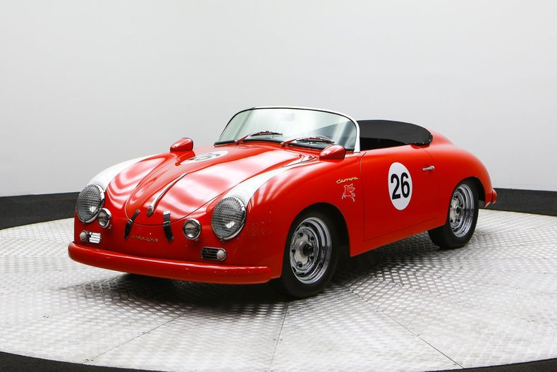 1964 Volkswagen 1957 Porsche 356 Speedster