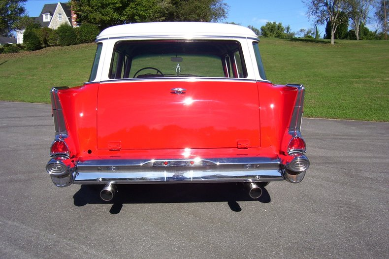 1957 chevrolet 210 beauville station wagon