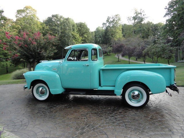 1954 chevrolet pick up