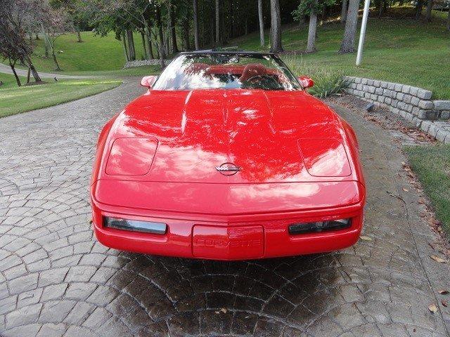 1996 chevrolet corvette roadster