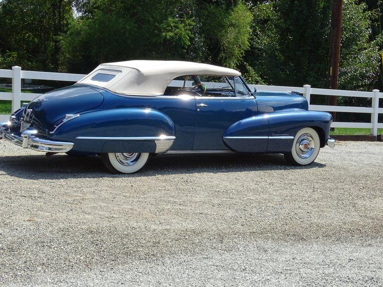 1947 cadillac 62 series