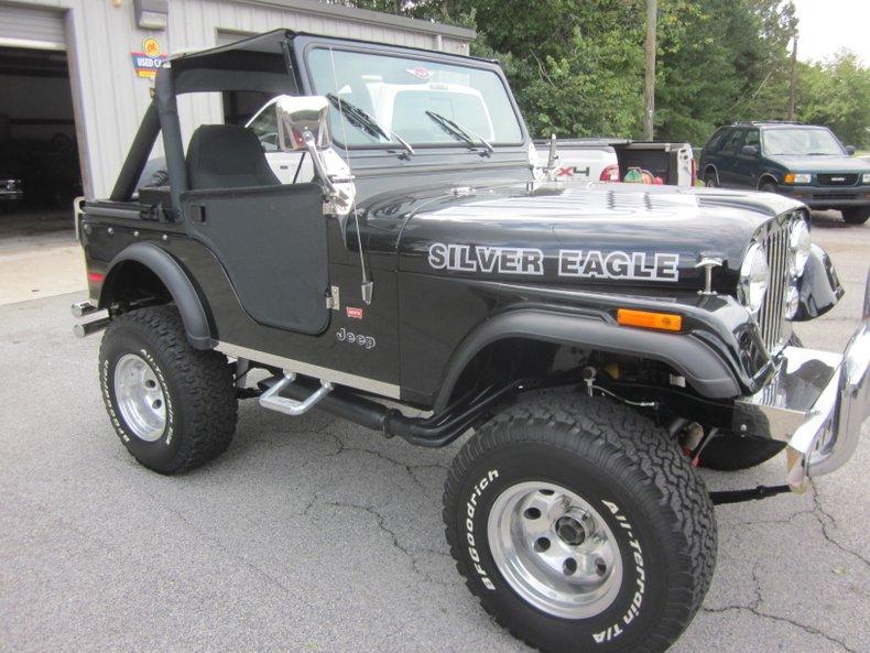 1978 american jeep cj5
