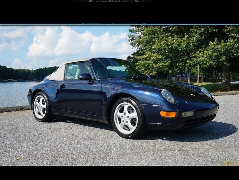 1995 porsche 911 carrera 2