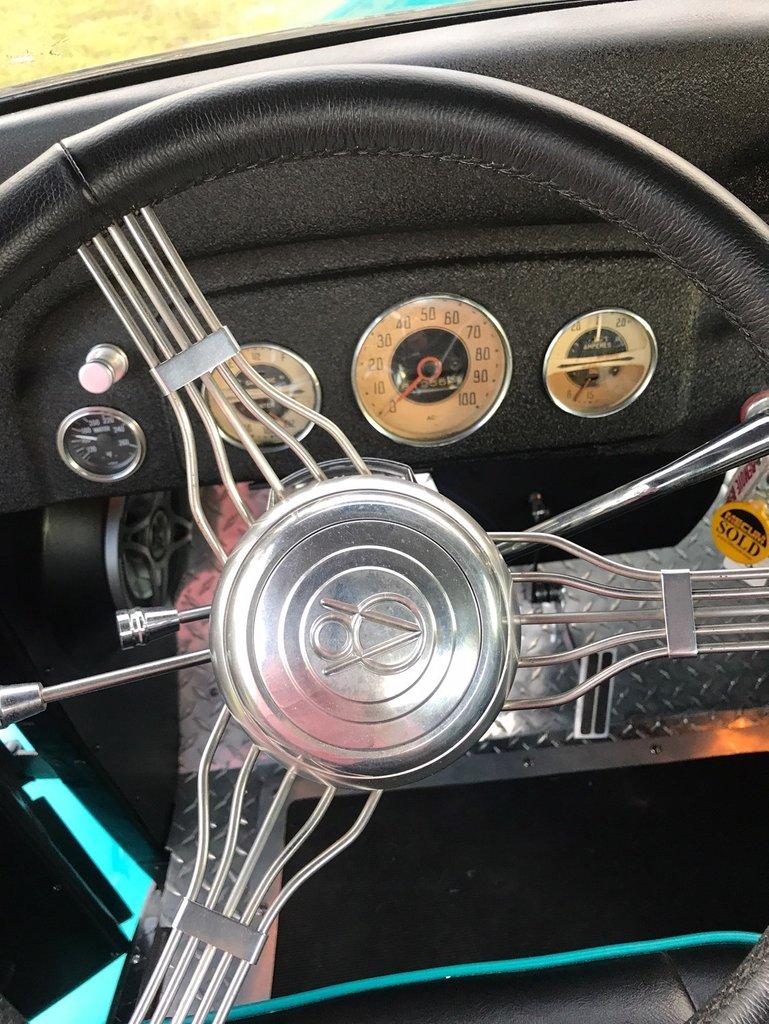 1936 chevrolet pick up custom street rod