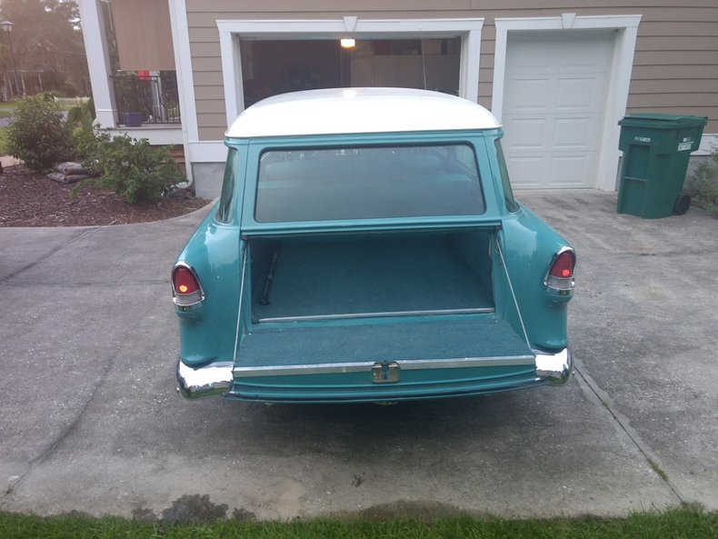 1955 chevrolet 150 handyman wagon
