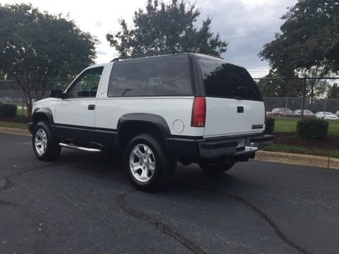 1998 chevrolet tahoe sport edition