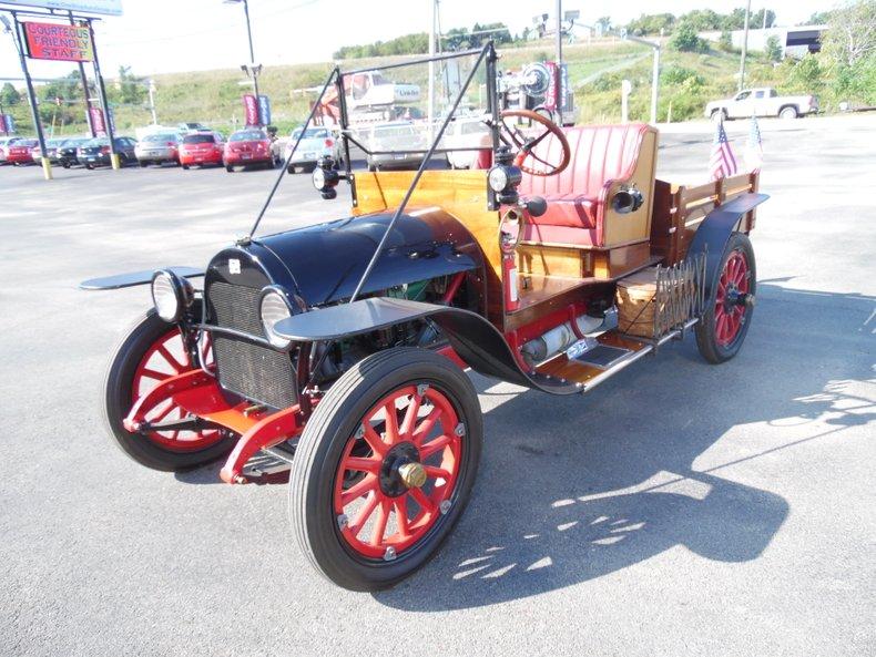 1917 Buick D Series