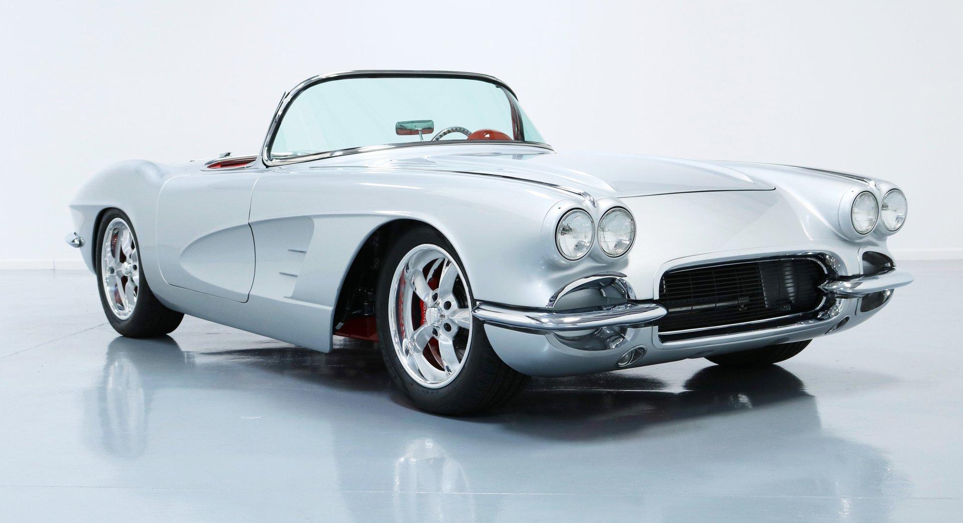 1962 chevrolet corvette replica