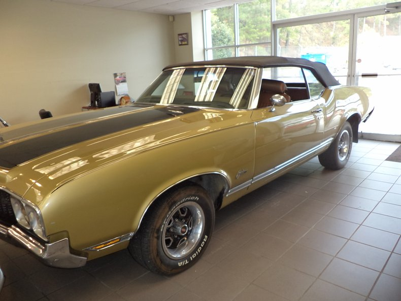 1970 oldsmobile cutlass supreme