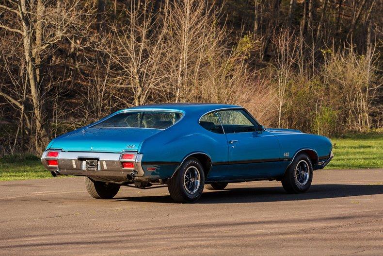 1971 oldsmobile 442 w 30