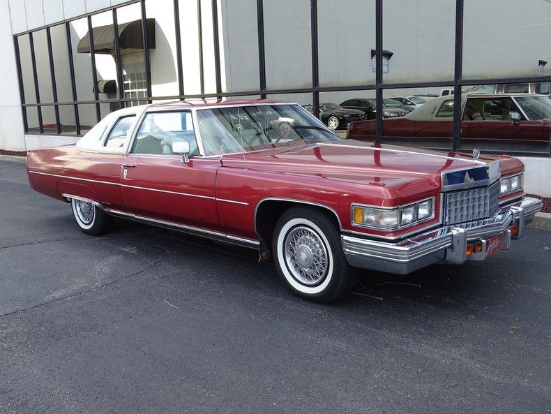1976 Cadillac DeVille