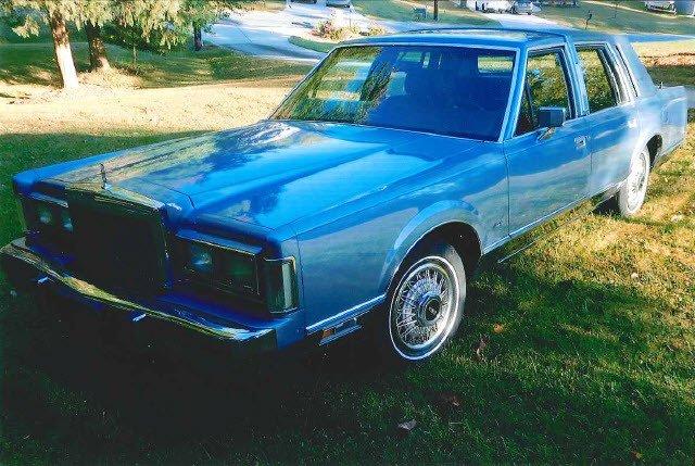 1988 Lincoln Town Car Gaa Classic Cars