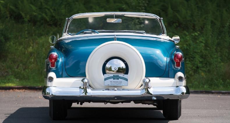 1953 oldsmobile 98 fiesta