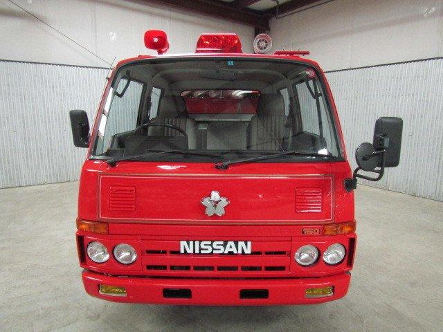 1991 nissan atlas firetruck