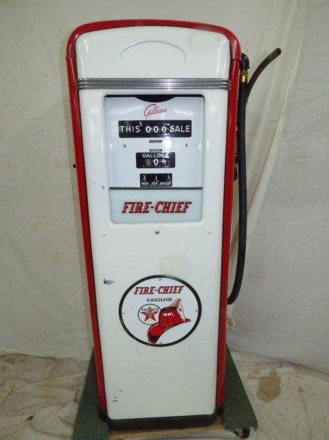 Norwalk Auto Auction >> Gilbarco 996 Texaco Gas Pump | GAA Classic Cars