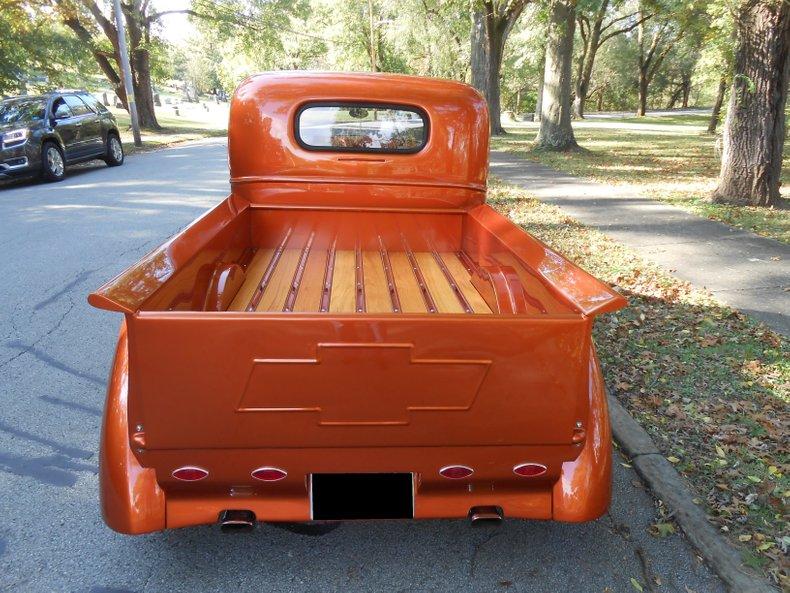 1942 chevrolet custom pickup