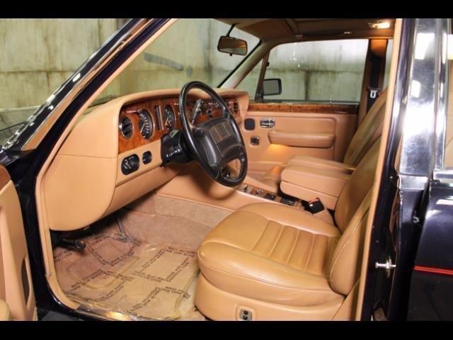 1991 bentley turbo r