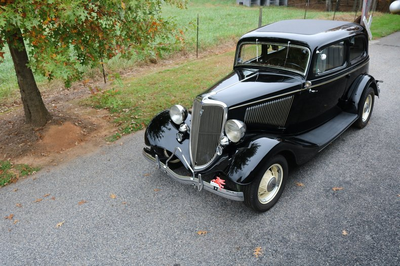 1934 Ford Victoria