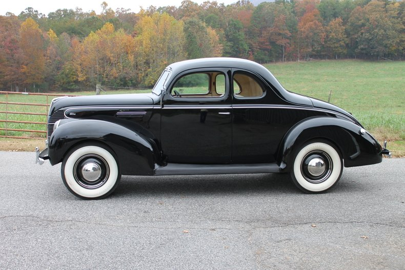 1939 ford 2 door standard coupe