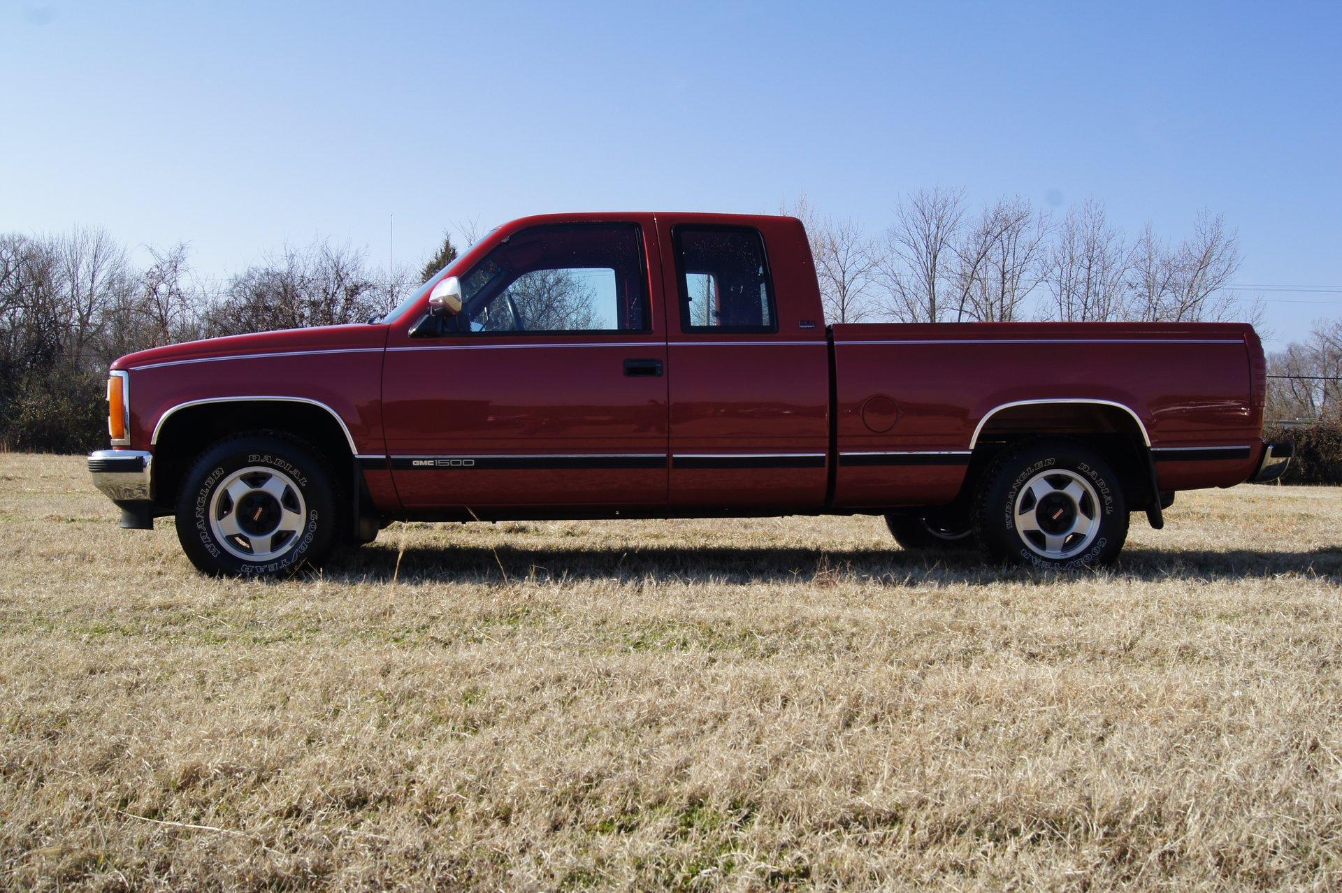1991 gmc 1500 sle