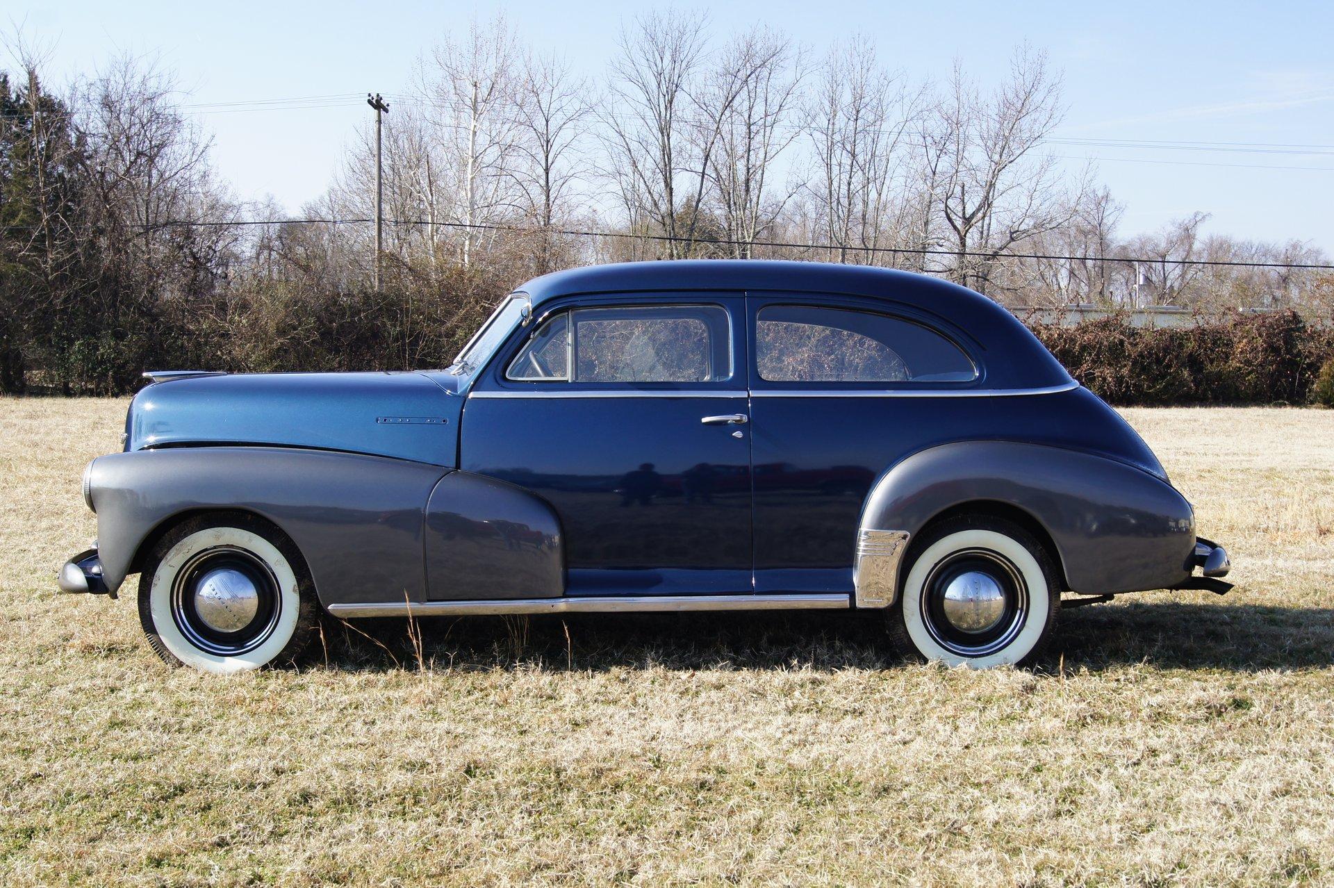 1948 chevrolet sedan 2dr