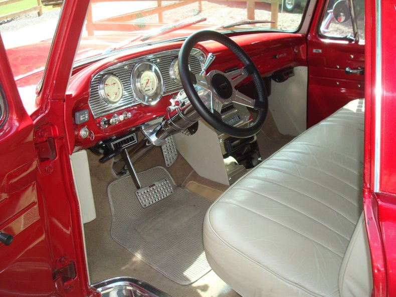 1963 ford f100 custom unibody