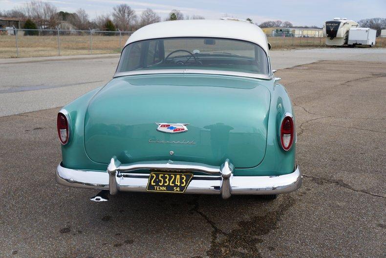 1954 chevrolet 210