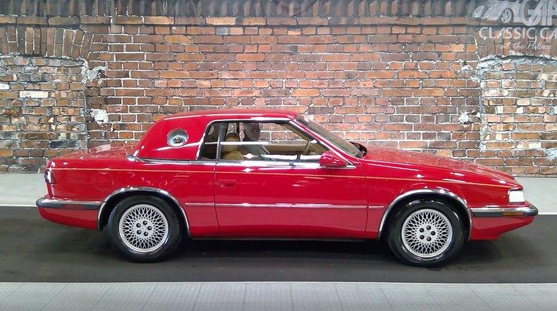 1989 chrysler tcmaserati | gaa classic cars