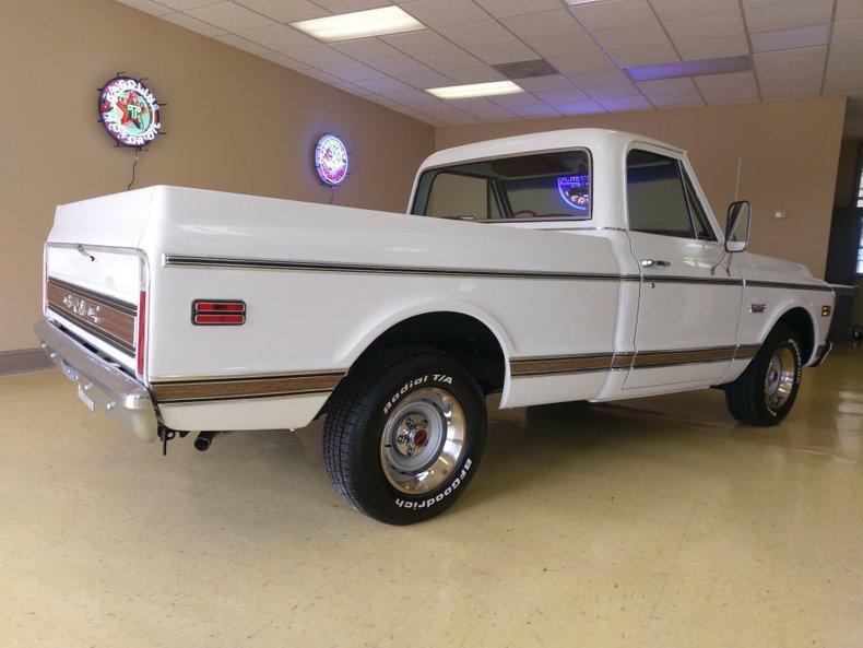 1972 gmc 1500 super custom deluxe