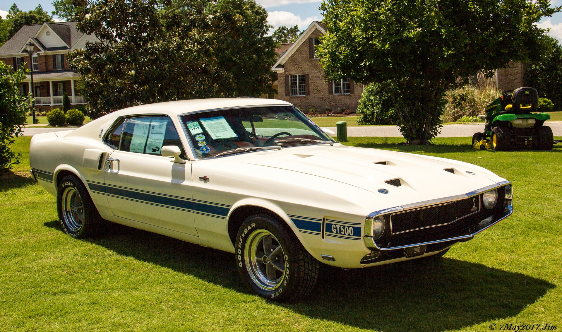 1969 ford shelby gaa classic cars