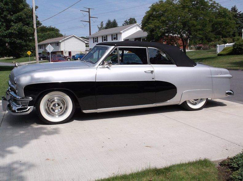 1950 ford deluxe crestliner
