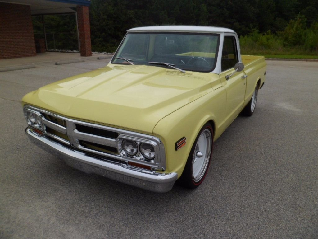1971 gmc c10 resto mod